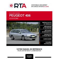 E-RTA Peugeot 406 BREAK 5 portes de 04/1999 à 04/2004