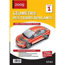 Géométrie des Trains Roulants en 2 volumes