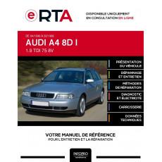 E-RTA Audi A4 I BREAK 5 portes de 04/1996 à 02/1999