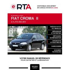 E-RTA Fiat Croma II BREAK 5 portes de 06/2005 à 12/2007