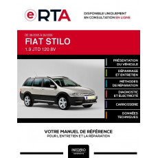 E-RTA Fiat Stilo BREAK 5 portes de 08/2005 à 06/2006
