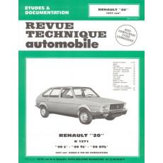 RTA 362.3 RENAULT R20 (1975 à 1984)