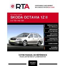 E-RTA Skoda Octavia II BREAK 5 portes de 01/2005 à 10/2008