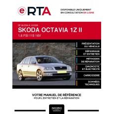 E-RTA Skoda Octavia II HAYON 5 portes de 06/2004 à 10/2008
