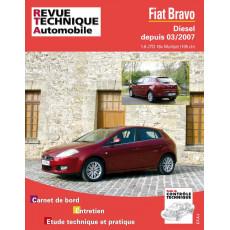 RTA B740.5 FIAT BRAVO II (2007 à 2011)