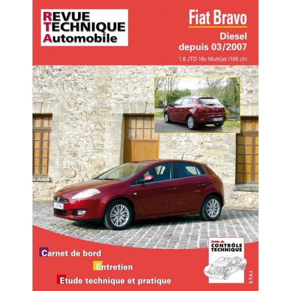 Revue Technique Fiat bravo