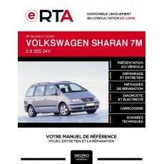 E-RTA Volkswagen Sharan I MONOSPACE 5 portes de 06/2000 à 12/2003