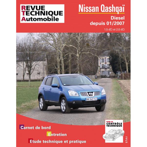 Revue Technique Nissan qashqai