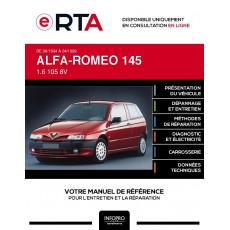 E-RTA Alfa-romeo 145 HAYON 3 portes de 08/1994 à 04/1999