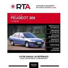 E-RTA Peugeot 306 BERLINE 4 portes de 04/1997 à 12/2001