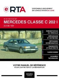 E-RTA Mercedes Classe c I BERLINE 4 portes de 06/1993 à 06/1997