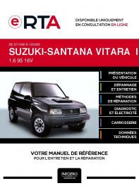 E-RTA Suzuki-santana Vitara I BREAK 3 portes de 07/1990 à 12/2005