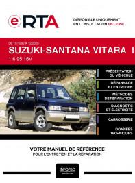 E-RTA Suzuki-santana Vitara I BREAK 5 portes de 10/1992 à 12/2005