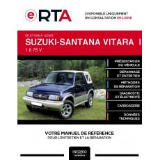 E-RTA Suzuki-santana Vitara I CABRIOLET 2 portes de 07/1990 à 12/2005