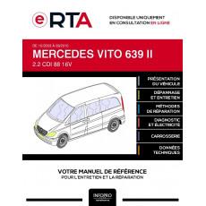 E-RTA Mercedes Vito II COMBI 5 portes de 10/2003 à 09/2010