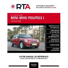 E-RTA Mini Mini I HAYON 3 portes de 07/2004 à 09/2006