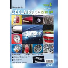 ECLAIRAGE EN 2 VOLUMES