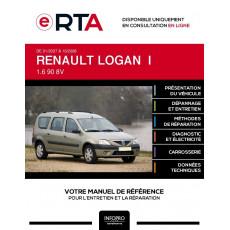 E-RTA Renault Logan I BREAK 5 portes de 01/2007 à 10/2008