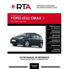 E-RTA Ford (eu) Cmax I MONOSPACE 5 portes de 03/2007 à 09/2010