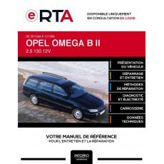 E-RTA Opel Omega II BREAK 5 portes de 05/1994 à 12/1999