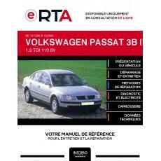E-RTA Volkswagen Passat IV BERLINE 4 portes de 10/1996 à 10/2000