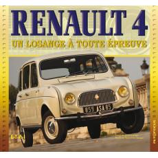 RENAULT 4, LOSANGE ...