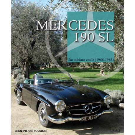 Mercedes 190 sl, une sublime étoile 1955 1963