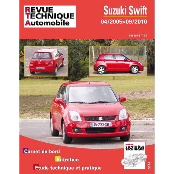 Revue Technique Suzuki swift