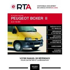 E-RTA Peugeot Boxer II COMBI 4 portes de 02/2002 à 06/2006