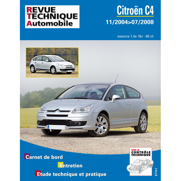 Revue Technique Citroen c4 essence