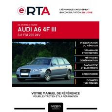 E-RTA Audi A6 III BREAK 5 portes de 04/2005 à 10/2008