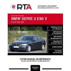 E-RTA Bmw Serie 3 V BERLINE 4 portes de 03/2005 à 09/2008