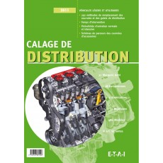 CALAGE DE DISTRIBUTION 11