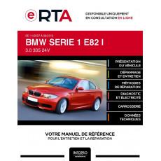 E-RTA Bmw Serie 1 I COUPE 2 portes de 11/2007 à 06/2013
