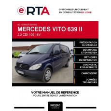 E-RTA Mercedes Vito II COMBI 4 portes de 10/2003 à 09/2010
