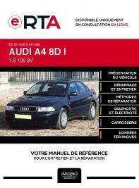 E-RTA Audi A4 I BERLINE 4 portes de 02/1995 à 02/1999