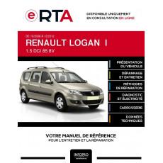 E-RTA Renault Logan I BREAK 5 portes de 10/2008 à 12/2012