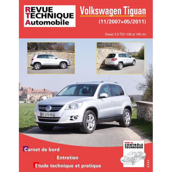 Revue Technique Volkswagen tiguan