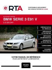 E-RTA Bmw Serie 3 V BREAK 5 portes de 09/2005 à 09/2008
