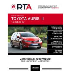 E-RTA Toyota Auris II BREAK 5 portes de 07/2013 à 12/2015