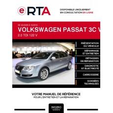 E-RTA Volkswagen Passat V BERLINE 4 portes de 03/2005 à 10/2010