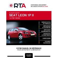 E-RTA Seat Leon II HAYON 5 portes de 09/2005 à 05/2009