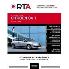 E-RTA Citroen C4 I HAYON 3 portes de 11/2004 à 07/2008