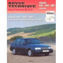 VOLVO 440 460 et 480