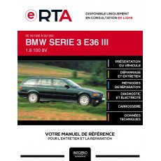E-RTA Bmw Serie 3 III BREAK 5 portes de 04/1995 à 06/1999