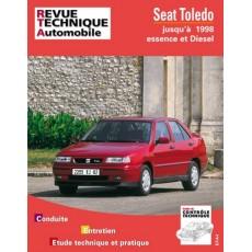 RTA 554.3 SEAT TOLEDO - Version numérique
