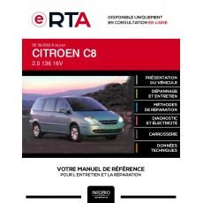E-RTA Citroen C8 MONOSPACE 5 portes de 06/2002 à ce jour