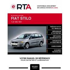 E-RTA Fiat Stilo BREAK 5 portes de 03/2003 à 04/2008
