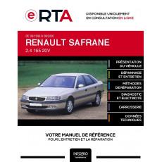 E-RTA Renault Safrane HAYON 5 portes de 09/1996 à 08/2000