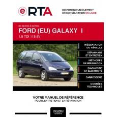 E-RTA Ford (eu) Galaxy I MONOSPACE 5 portes de 08/2000 à 06/2006